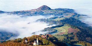 Hohenstaufen und Rechberg - zwei der Kaiserberge