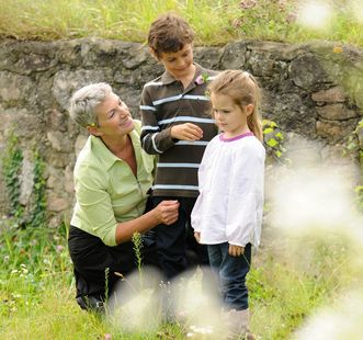 Besucher; Foto: Staatliche Schlösser und Gärten Baden-Württemberg, Niels Schubert