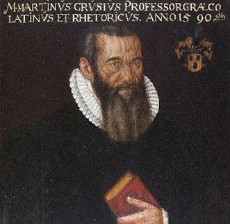 Porträt Martin Crusius