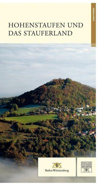 Buchcover Hohenstaufen und das Stauferland