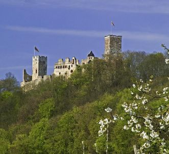 Burg Rötteln bei Lörrach-Haagen